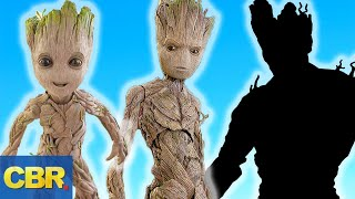 This Is What Groot Will Look Like In Marvel