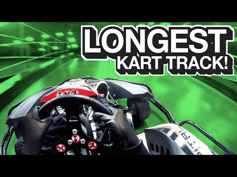 Longest Go Kart Track Just Got Bigger! w/ Capital Karts