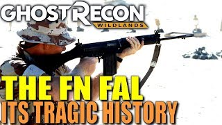 Ghost Recon Wildlands FN FAL Rifle Review pt 1