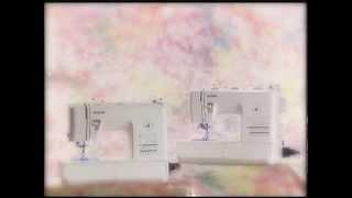 Видеоинструкция к швейным машинам Star 777/555(Видео познакомит вас с основами работы на швейной машине приемами шитья., 2013-04-10T17:17:01.000Z)