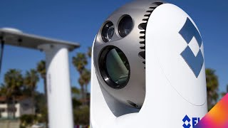 In-Depth with the FLIR M500 High-Performance Maritime Camera System