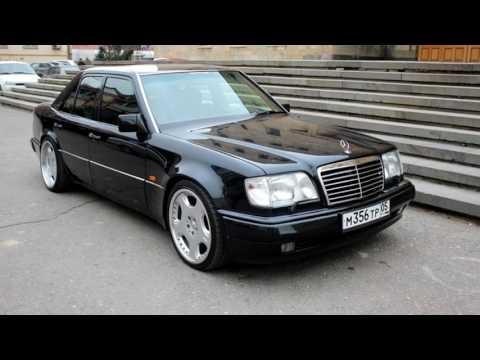"Тест-драйв Mercedes-Benz W124 E300 ""7 сек до 100"""