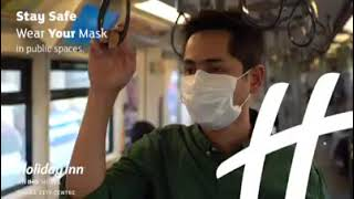 Wear Your Mask - Stay Safe