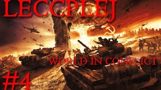Leccpléj World in Conflict - 4. rész: Nehézségek
