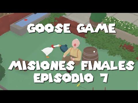 Untitled Goose Game Tutorial. El juego del ganso. 7 Parte. Misiones Finales thumbnail