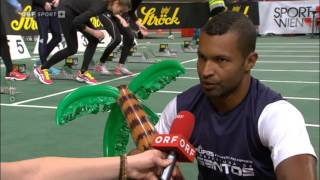Indoor Track & Field Vienna 2016