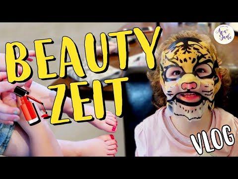 Beauty & Spa für die Kids 😍  Our Life Ava & Jade VLOG
