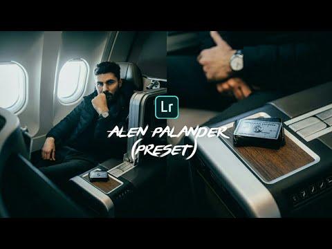 Edit Pictures like Alen Palander | Free Lightroom Preset |