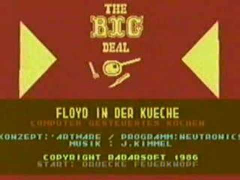 C64 the big deal music