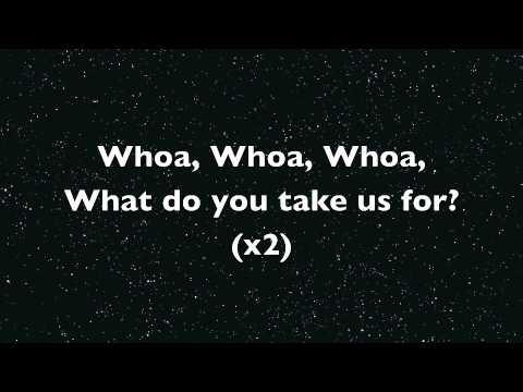Watsky - Whoa, Whoa, Whoa - Lyrics Onscreen