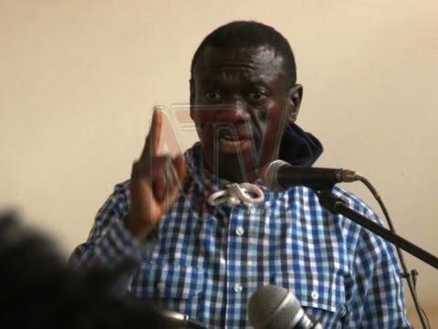 Kizza Besigye at Nakawa Chief Magistrates Court 15 June 2016 (Full)