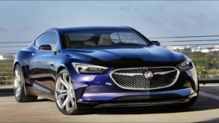 All-New 2018 Buick Grand National GNX
