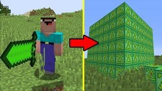 НУБ ПРОТИВ ДЕЛЬТА ЛАКИ БЛОКОВ В МАЙНКРАФТ ! Мультик Майнкрафт Minecraft