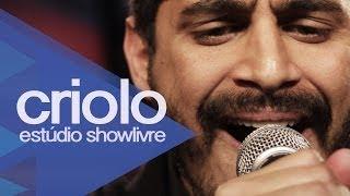 """""""Não existe amor em SP"""" - Criolo no Estúdio Showlivre 2011"""