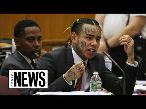 How 6ix9ine's Lyrics May Be Used In Court To Cooperate | Genius News