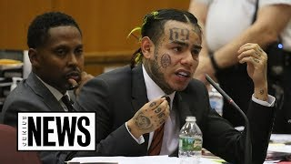 How 6ix9ine's Lyrics May Be Used In Court To Cooperate | Genius News