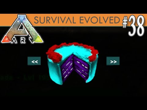 ARK Custom Recipes - TAMING CAKES Testing!  E38