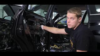 Мастер-класс по установке шумоизоляции StP(Смотрите видео с авторской методикой обработки автомобиля , подготовленное партнерами компании StP студией..., 2015-09-17T11:23:06.000Z)