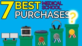 7 Products that Make Medical School Easier (I Wish I Bought These Sooner)