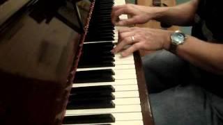 All The Nasties - Elton John upright piano cover