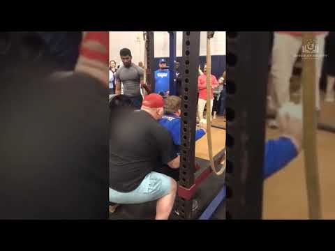 Berkeley student-athlete sets new state record for squat