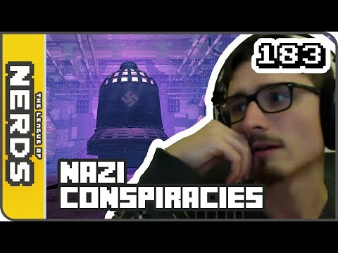 Nazi Conspiracies and Sci-Fi Technology - TLoNs Podcast #183