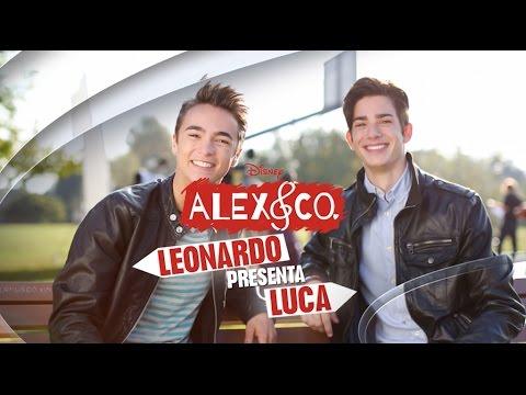 Alex & Co. - La terza stagione - Leonardo presenta Luca