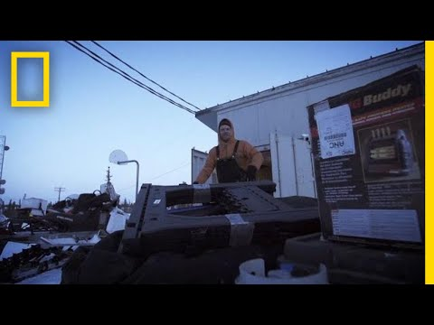 Getting to Location - Behind the Scenes | Life Below Zero