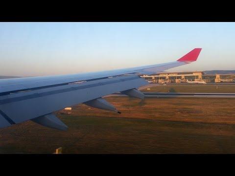 Turkish Airlines A330-200 - Evening landing at Ankara-Esenboğa Airport
