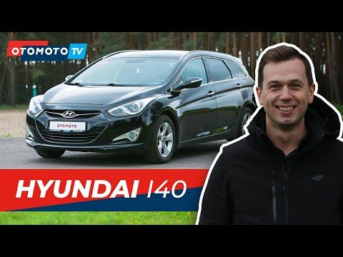 HYUNDAI I40 I - Koreański Passat, Czy Warto? | Test OTOMOTO TV