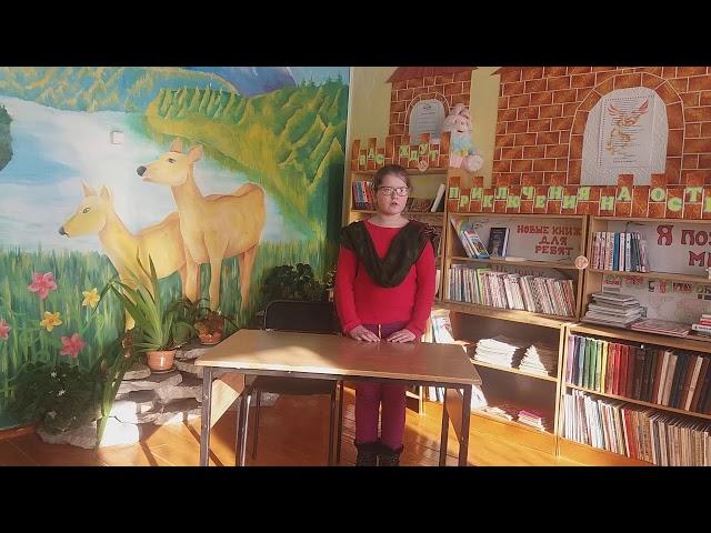 Изображение предпросмотра прочтения – ВалерияМезникова читает произведение «На бульваре» М.И.Цветаевой