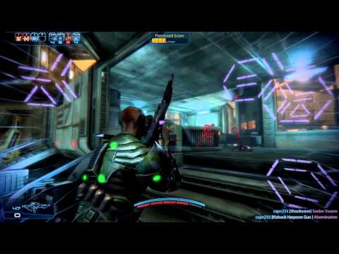 Mass Effect 3: Gozu District | 33:44 | 10WS | Batarian Sentinel v Collectors Ghost Gold Solo