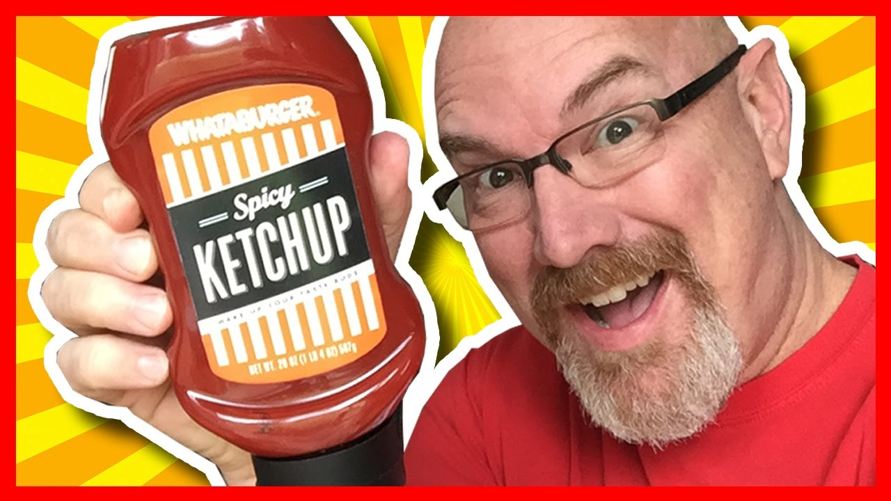 ♥ WHATABURGER KETCHUP REVIEW ♥ Spicy and Fancy