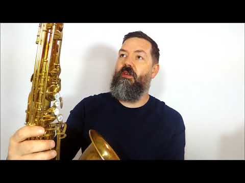 YANAGISAWA T-WO20 Unlacquered Bronze tenor sax review