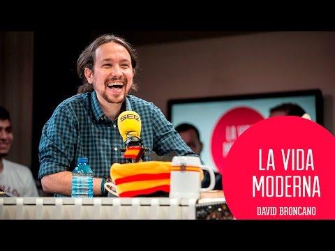 Pablo Iglesias: Errejón, necesitamos a gente como Ignatius #LaVidaModerna