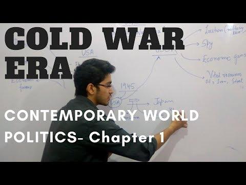 Cold War Era | Contemporary World Politics | Class 12 | Part (1/2)