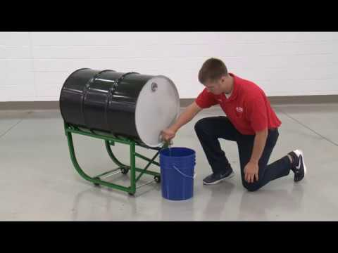 H 4203 Drum Cradle