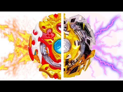 БРАТЬЯ СПРИГГАНЫ / Волчок Beyblade LEGEND SPRIGGAN Vs Requiem / Какой Спрайзен выбрать?