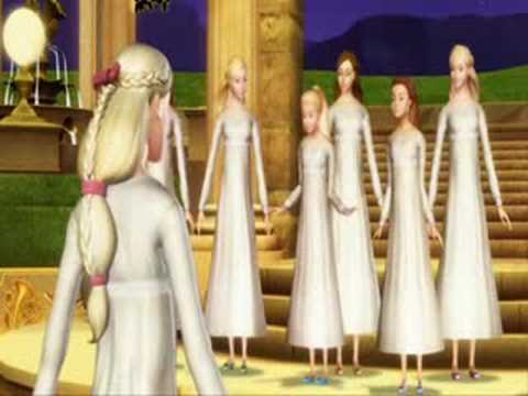 Barbie and the 12 dancing princess youtube - Barbie and the 12 princesses ...