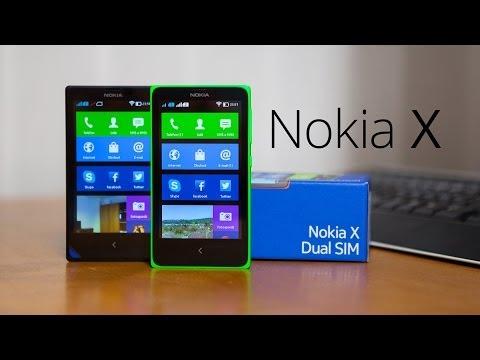 Nokia X (recenze)