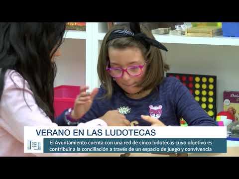 Ludotecas municipales - Verano 2019