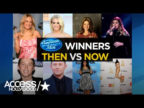 'Idol' Winners: Then & Now | Access Hollywood