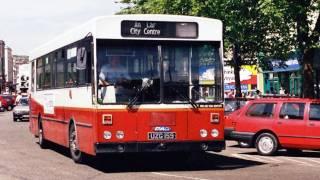 GALWAY BUSES IRELAND 2001