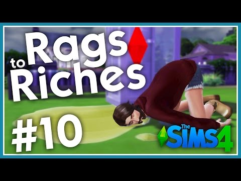 The Sims 4 - Rags to Riches - Part 10