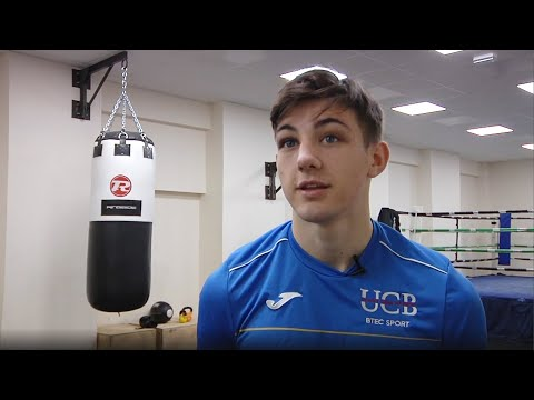 Grant and George discuss the UCB Boxing Academy