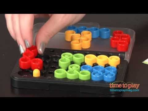 Iq Twist From Smart Toys Games Youtube