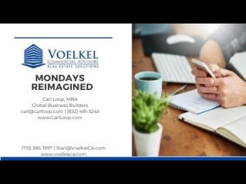 Mondays Reimagined - If you can master your Monday, you can master your week.
