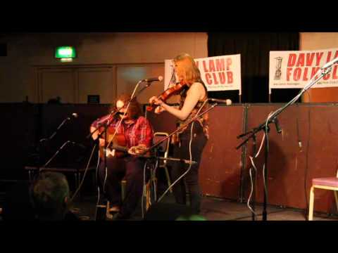 Davy Lamp Folk Club - 3rd Nov. 2012 - Alistair Taylor and Grace Smith
