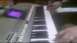 عزف اغنية كاظم الساهر تذكر