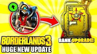 Borderlands 3 HUGE NEW UPDATE - EVERYTHING YOU NEED TO KNOW